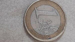 piece 1 euro rare portugais