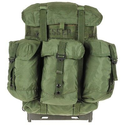 Gelernt Us Army Alice Military Rucksack Reforger Outdoor Wander Pack GroßE Auswahl;