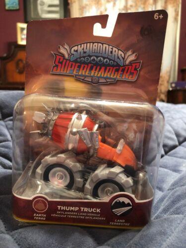 Thump Truck NIB BRAND NEW Skylander Supercharger