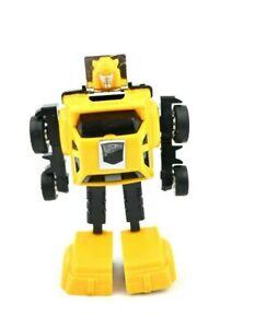 Vintage Transformers Takara Hasbro G1 Yellow CLIFFJUMPER Action Figure Minibot