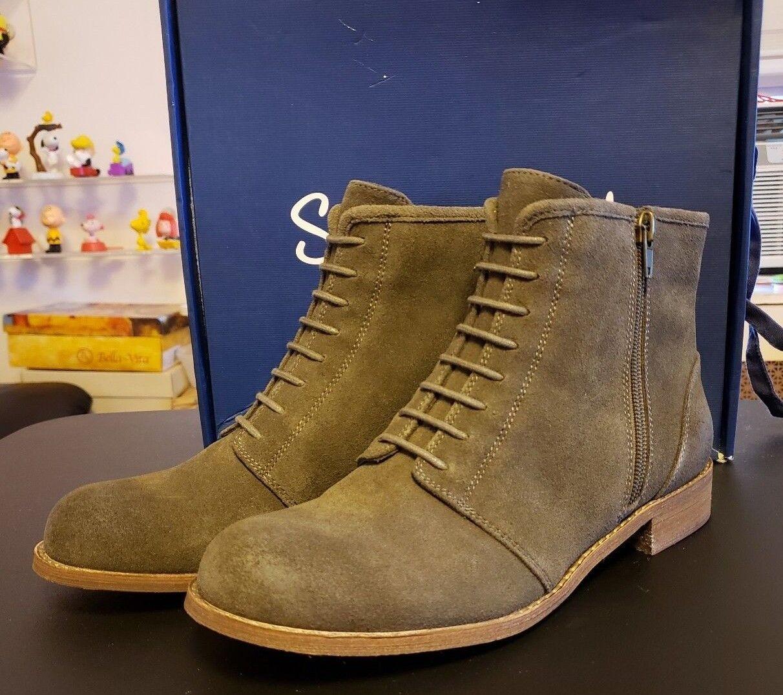 NIB Splendid Orella Boots Smoke Size 7.5