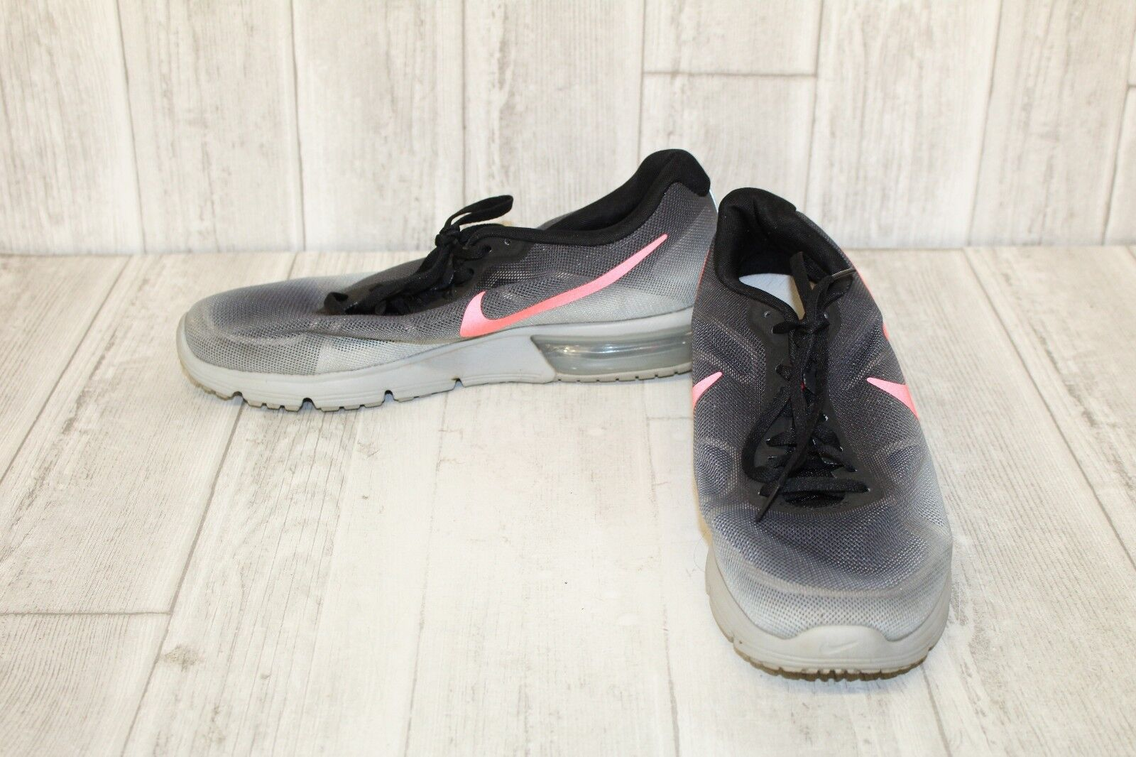 Nike Air Max Sequent Running Shoes, Men's - Comfortable  Casual wild