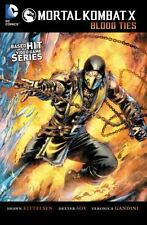 Mortal Kombat X by Shawn Kittelsen (2015, Paperback)