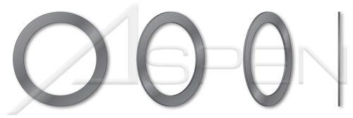 THK=0.5mm DIN 988 Precision Shim Rings Spring Steel 40 pcs ID=70mm OD=90mm