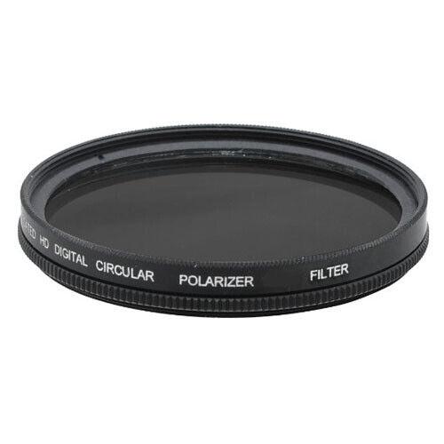 for Nikon 105mm Lens CPL 72mm Circular Polarizing Filter