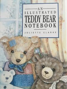 NWOT AN ILLUSTRATED TEDDY BEAR NOTEBOOK COLOUR DRAWINGS HARD COVER - London, United Kingdom - NWOT AN ILLUSTRATED TEDDY BEAR NOTEBOOK COLOUR DRAWINGS HARD COVER - London, United Kingdom