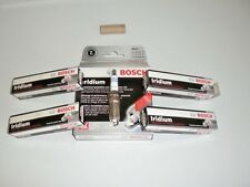Set of 4 Bosch Iridium 9617 Car Truck Auto Spark Plugs HR8NII332X Various Makes