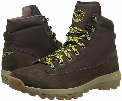 """Danner Men/'s Explorer 6/"""" 650 Lace Up Hiking Boots Brown Green 65714"""