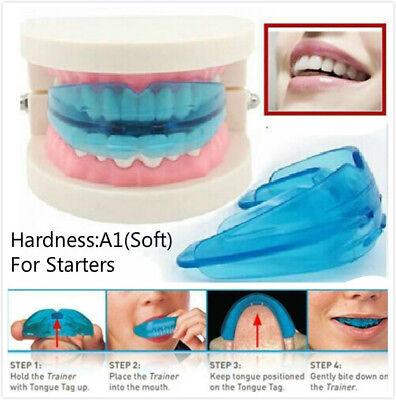 Dental Mouth Guard Bruxism Night Sleep Teeth Anti Grinding Aid Gum Shield-NEW