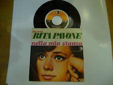 "RITA PAVONE""IL GRAMMOFON- disco 45 giri RICORDI italy 1968"""