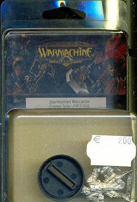 Privateer Press Warmachine Pip 31016 Journeyman Warcaster