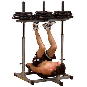 Powerline PVLP156X Vertical Leg Press Machine - Plate Loaded Quad Glutes Hams