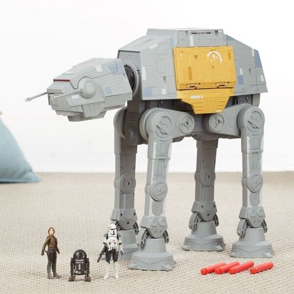 Star Wars Rogue One véhicule électronique Rapid Fire Imperial AT-ACT 46 cm 65112