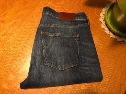 Jeans Dark Coupe 29 Nice Boyjean Madewell Slim X Slim Nwot Wash 30 28 541Xq