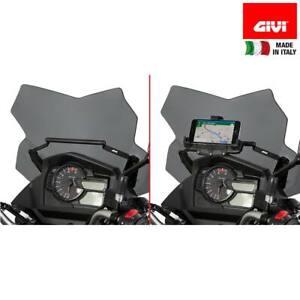 GIVI-FB3112-TRAVERSINO-X-MONTARE-S902A-SUZUKI-650-DL-V-Strom-2017-2018