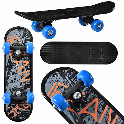 PRO.TEC Skateboard pour enfants 44x13cm Cool Font skate complet ABEC7 Funboard