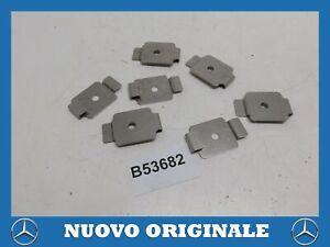 PIASTRA SOSTEGNO FISSAGGIO CLIP ORIGINALE MERCEDES PER SMART FORTWO R450