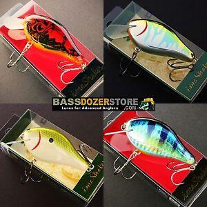 Ima-SHAKER-crankbait-bass-fishing-lures-Rattling-or-Silent-models