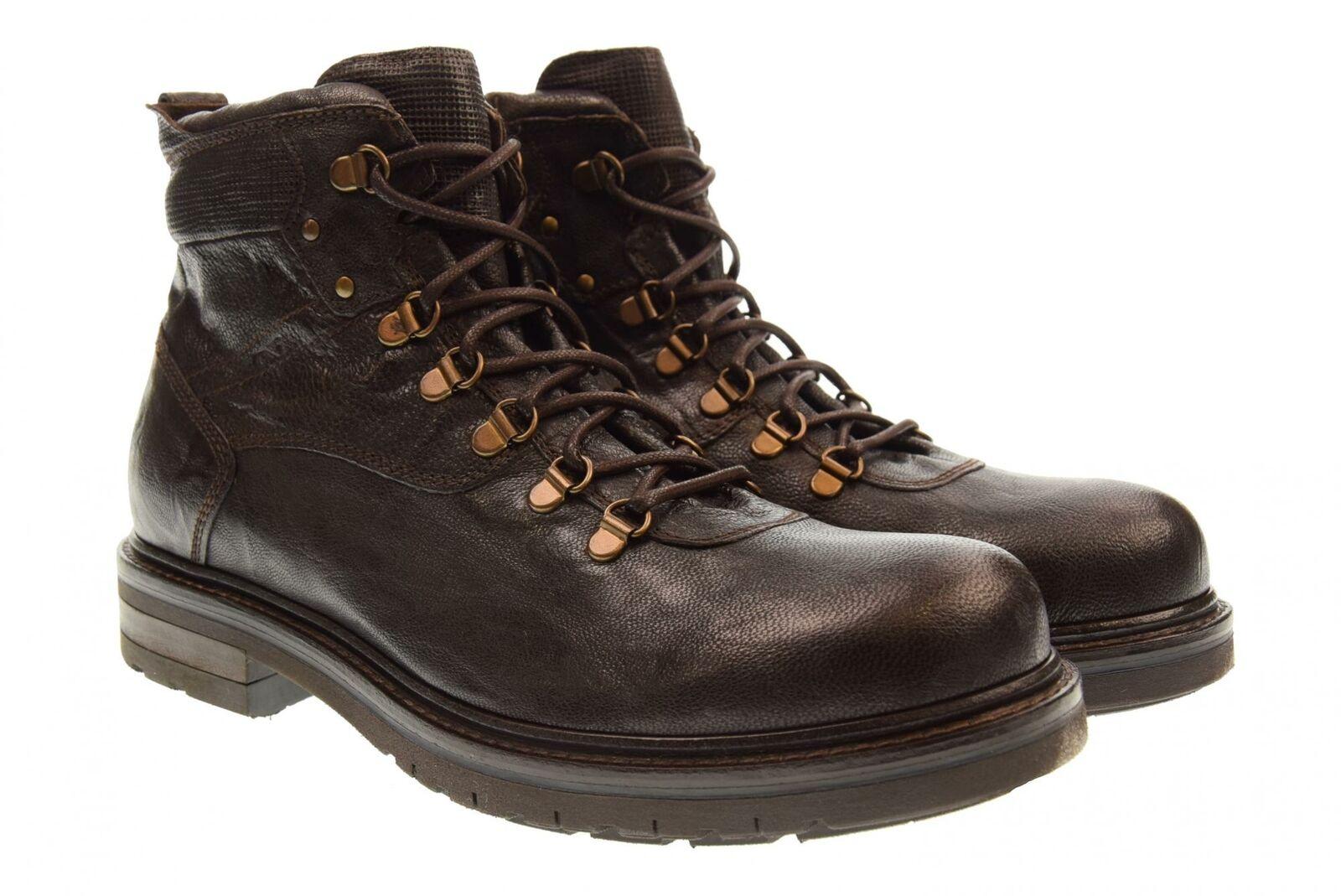 negro Giardini A18s zapatos de hombre anfibio A800650U   300