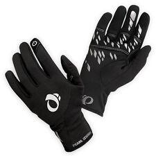 NEW Pearl Izumi Mens Thermal Conductive Gloves Full Finger Bicycle Black Medium