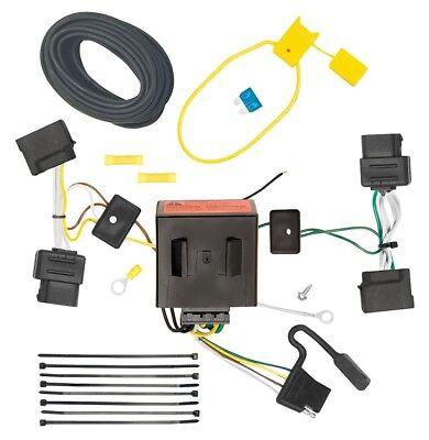 Trailer Wiring Harness Kit For 08-14 Ford E-150 E-250 Econoline E-350 Super  Duty | eBayeBay