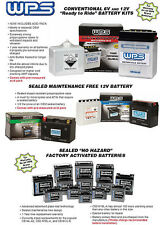 NEW WPS YTZ10S Battery Yamaha YZF R6 2006-2014 No Maintenance YZFR6