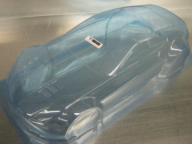 TBG 350Z Z33-GT HPI WR8 SUPER NITRO RS4 BODY  7516 superten tgr tgx fw03 fw04