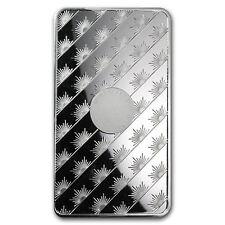 10 oz .999 Fine Silver Bullion Bar (SCRATCHED)
