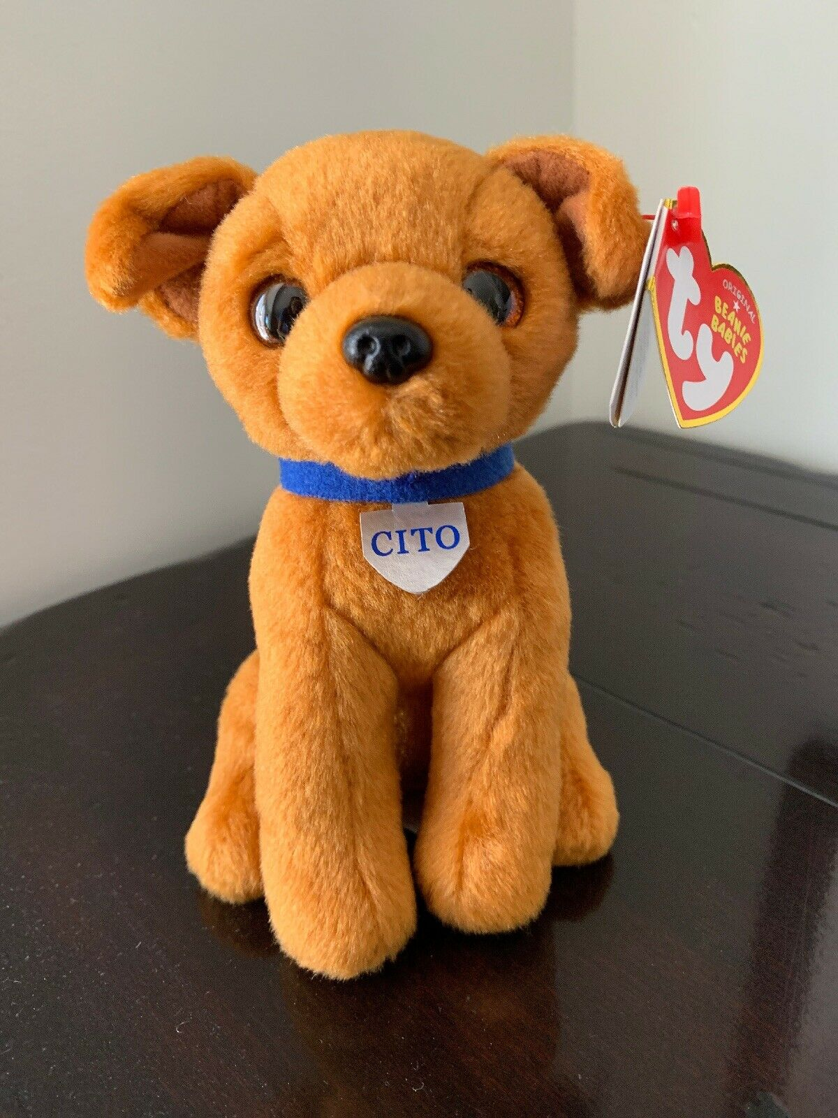 Cito Beanie Baby - limited edition