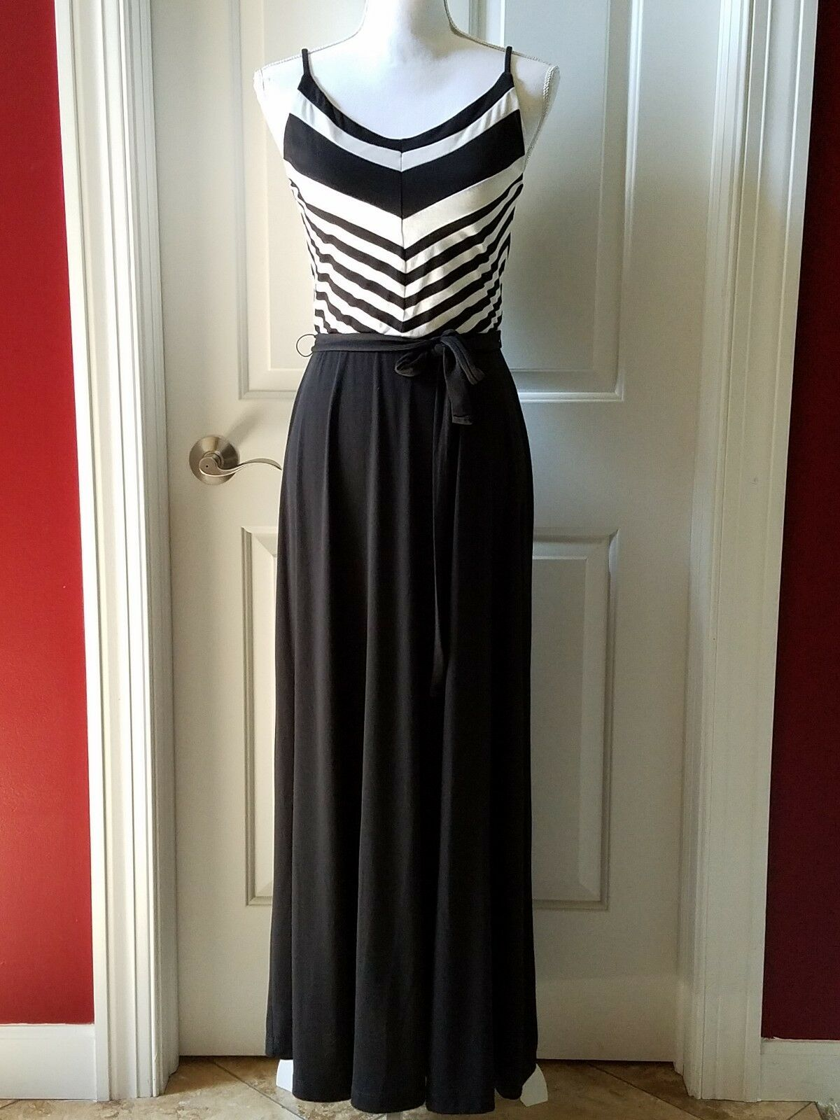 New Anthropologie ´wendy katlen´ Long Dress Sz.2