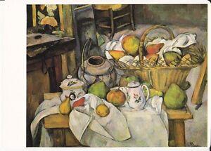 Cezanne Paul - Il tavolo di cucina 1888 1890   eBay