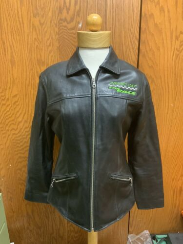 Excelled Womens Leather Jacket Arctic Cat