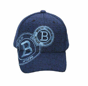 fa5679a3 ROBIN RUTH BASEBALL CAP B Stamp Berlin New / orig. pack. Hat Light ...