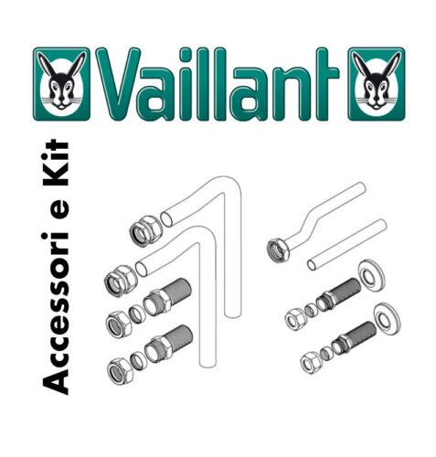 VAILLANT 0020192178 KIT TUBI E RACCORDI PER RISCALDAMENTO E ACQUA CALDA
