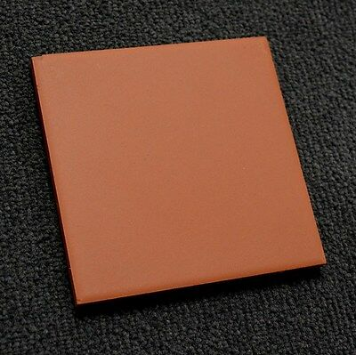 WC Collection On EBay - Bodenfliesen 15x15 rot