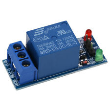 DC12V 8-channel Relay Module With 8 Road of High \Low Level SRD-DC12V-SL-C