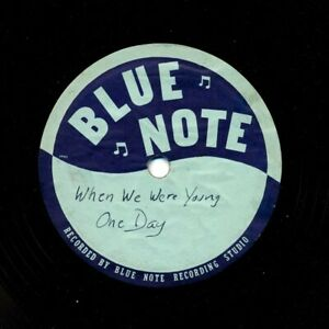 Lot-of-2-BLUE-NOTE-Private-Recordings-of-Christian-Hymns-by-Sweet-Voiced-Soprano