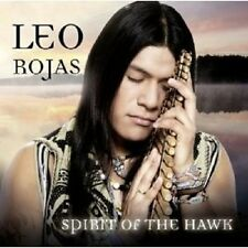 "LEO ROJAS ""SPIRIT OF THE HAWK"" CD 12 TRACKS NEU"