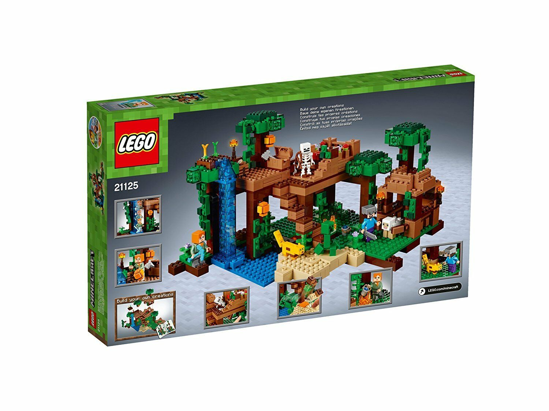 Lego ® 21125 Dschungel Baumhaus Jungle tree house Neu OVP new sealed
