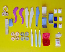 Vintage Tupperware Lot Retro Gadgets Utensils Kitchen Grater Shoehorn Miniatures