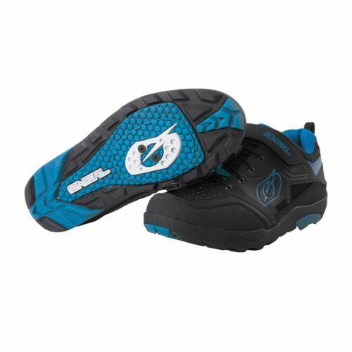 O/'neal Traverse SPD Dirt MTB Fahrrad Schuhe schwarz//blau 2020 Oneal