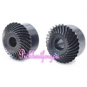 5pcs Metal Bevel Gear 1.5 Mod 20T 90° Pairing Bore 6//6.35//8//10//12mm #M42 QL