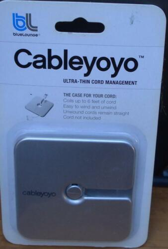 CableYoYo Ultra-Thin Cord Management CHOOSE COLOR BRAND NEW IN PACKAGE