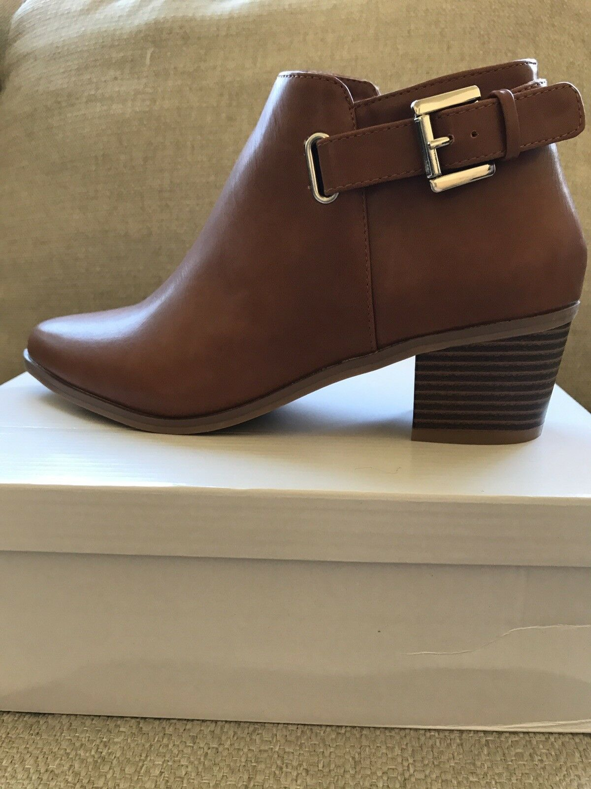 Size 9 Tan Ankle Boot