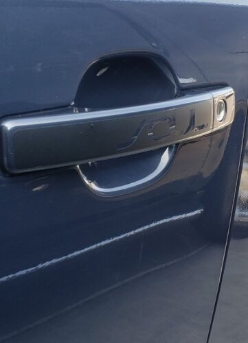 Kia Soul Door handle stickers 4 PIECES