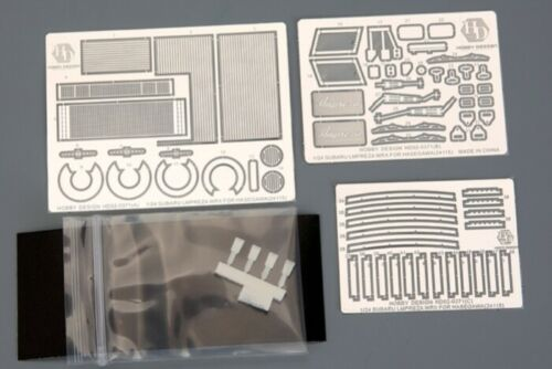 Hobby Design 1//24 SUBARU IMPREZA WRX for Hasegawa HD02-0371 New F//S 24115