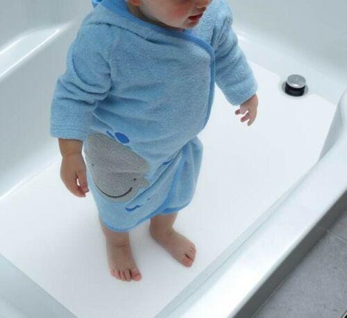 "16/"" x 40/"" Adhesive Bath Mat Tub Shower Anti Slip Tape Non Skid Vinyl Safety Mats"