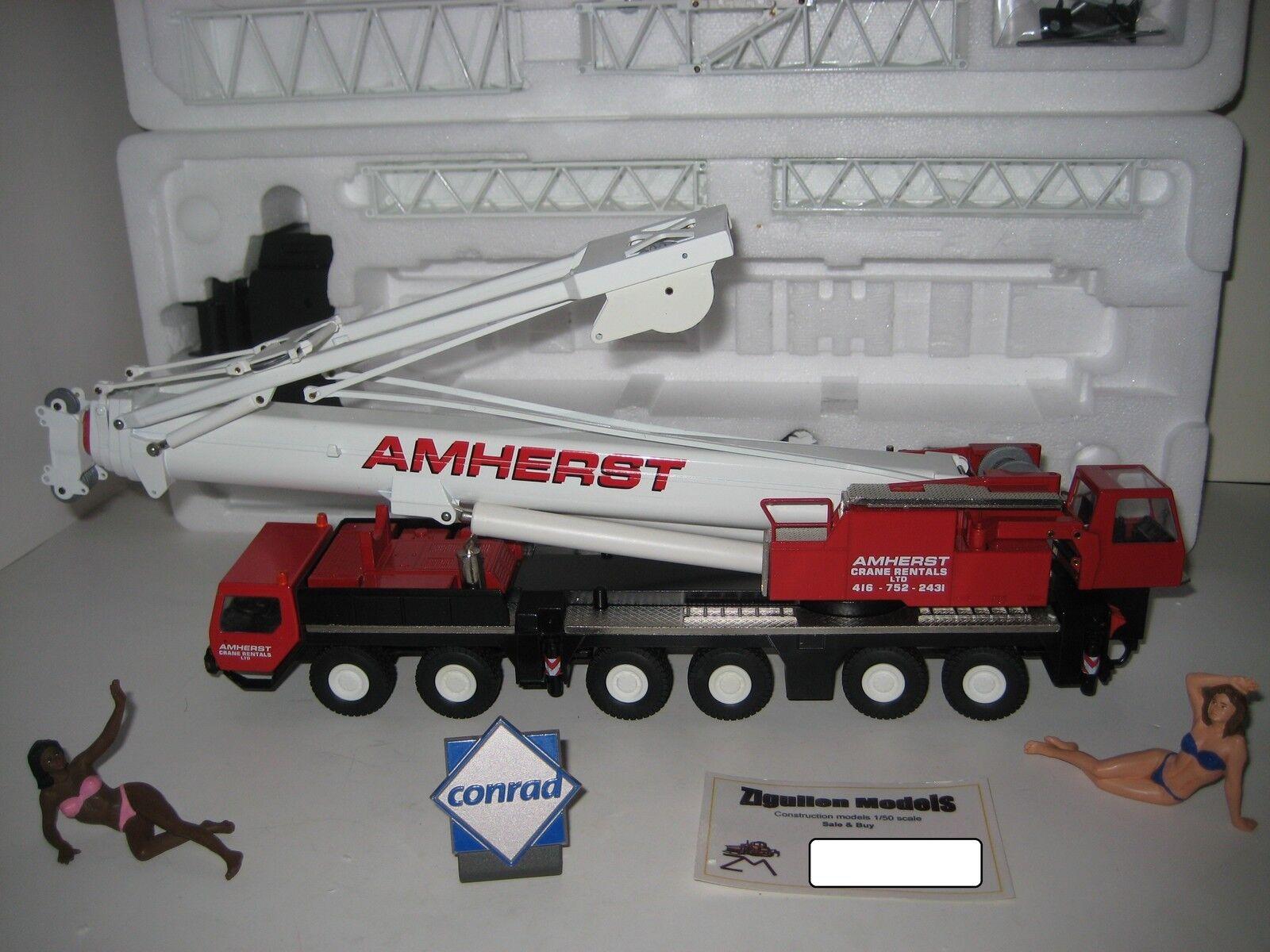 suministro de productos de calidad Liebherr LTM 1300-6.1 autokran Amherst Conrad  2097.5 1 50 50 50 OVP  perfecto