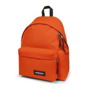 ZAINO-EASTPAK-PADDED-PAK-039-R-41O-SMOOTH-ORANGE-NUOVA-COLLEZIONE-2018-AFFARE