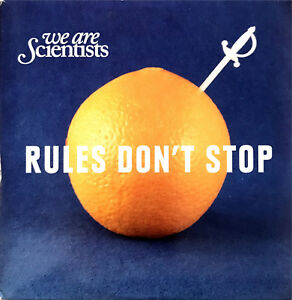 RULES-DON-039-T-STOP-WE-ARE-SCIENTISTS-CD-SINGLE